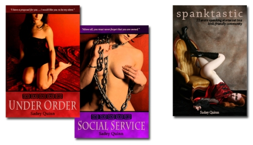 Heather's Journey: Under Order and Social Service  |  Spanktastic: 22 Spanking Stories