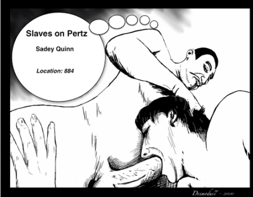 slaves on pertz illustration